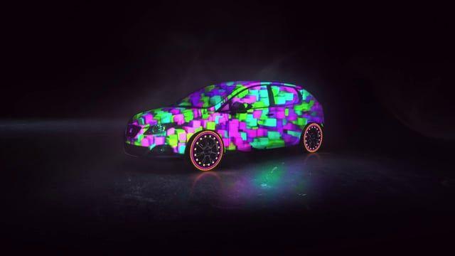 Seat Ibiza Car Mapping