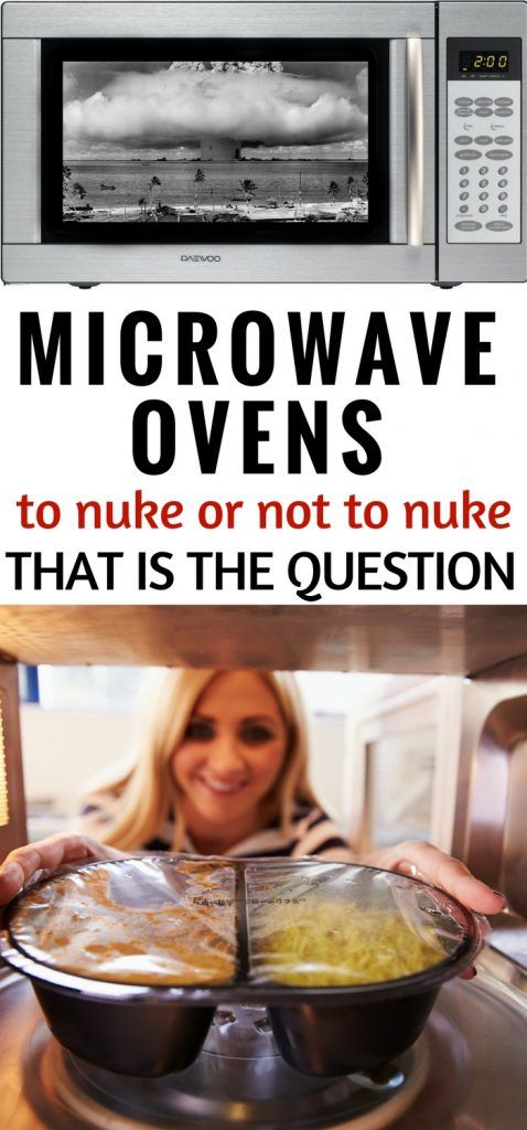 Microwave Ovens in a Traditional Food Kitchen