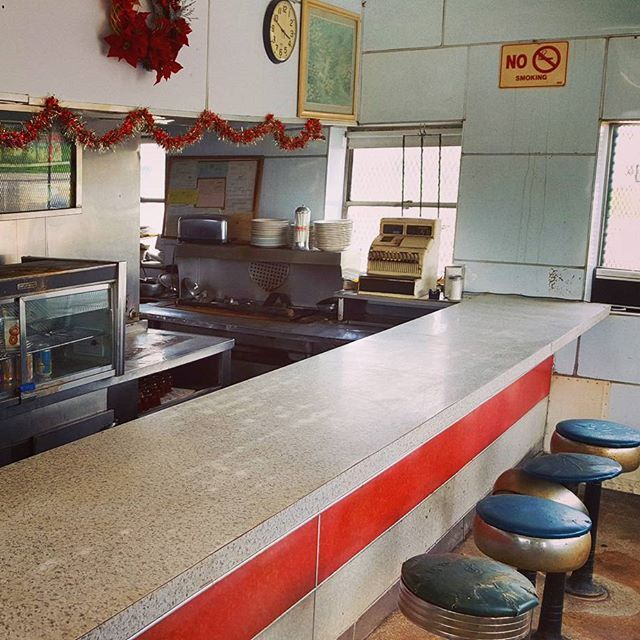 Recently did a walkthrough at an old school burger joint in #Midtown #Detroit. Look at that cash register!   #1950s #retro #Americana #vintage #Motown #RealEstate #immobilier #313 #DTRdetroit