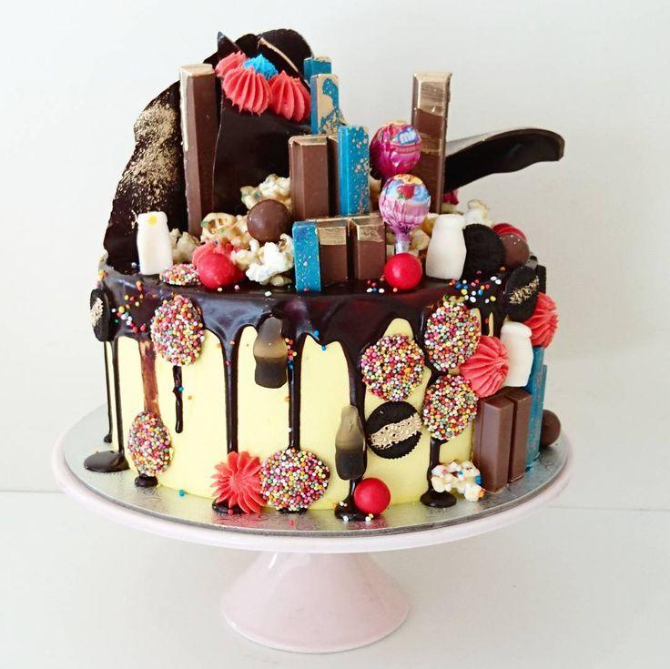 Картинки со сладостями торты