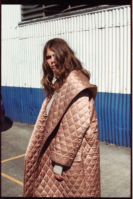 Oyster Beauty: 'Some Velvet Morning' Shot By Max Doyle | Fashion Magazine…