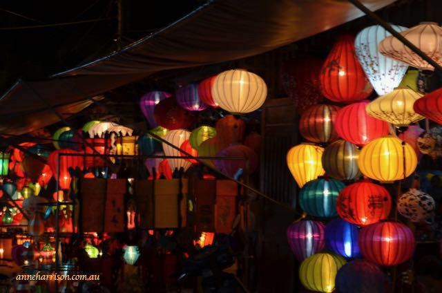 Lanterns for sale, Hoi An, Vietnam