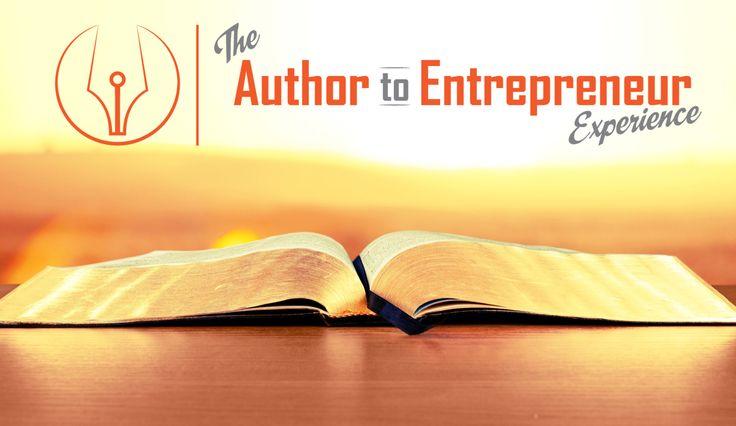 The Author to Entrepreneur Experience
