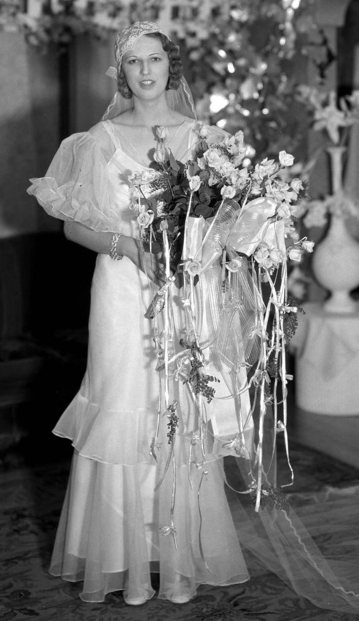 Courtesy Utah State Historical SocietyRoy Mayberry Bride June 18 1923