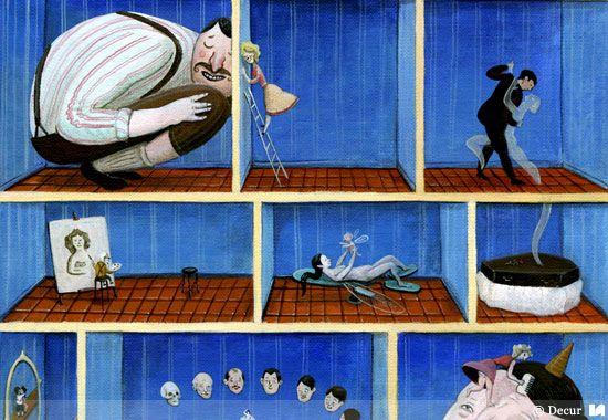 Decur | Ilustradores Argentinos