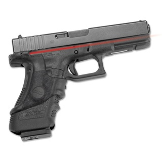 @Overstock - The LG-417 Lasergrips for GLOCKTM 17 and 19 series pistols bring to bear all of Crimson Trace's best features as well as improved holster fit for level-3 professional holsters used by law enforcement and military teams everywhere.http://www.overstock.com/Sports-Toys/Crimson-Trace-Glock-Polymer-Front-Activation-Overmolded-Laser-Grip/5587706/product.html?CID=214117 $299.00
