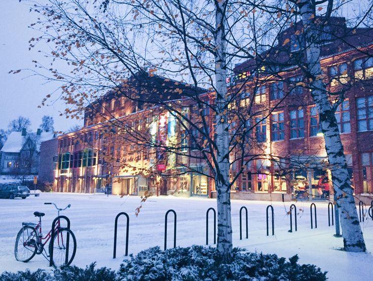 November lights #hämeenlinna