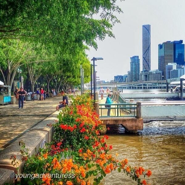 Brisbane, Australia ...south bank
