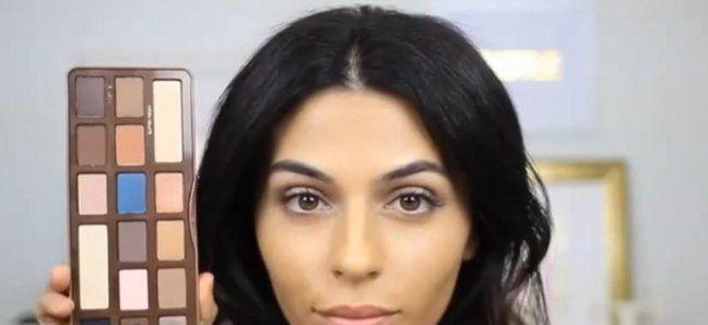 Видео: безупречный макияж с акцентом на глаза - Я любимая - Krasotka