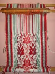 Resultado de imagen para telares mapuches