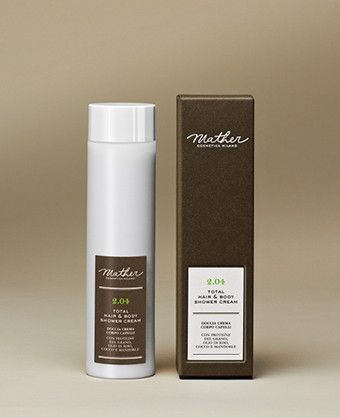 Total Shower Body and Hair Cream