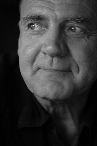 Bruno Ganz (March 22, 1941) German actor, o.a. known from the movie 'Der Untergang' from 2004.