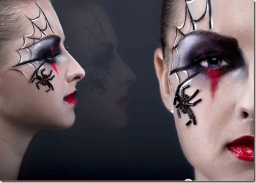 66 best Disfraces images on Pinterest Carnivals, Fantasy makeup - maquillaje de bruja