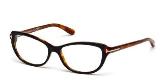 abcc9114896b TOM FORD Eyeglasses FT5286 005 Black 52MM