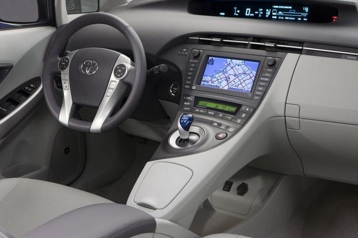 U002712 Prius Interior | Toyota Interiors | Pinterest | Toyota