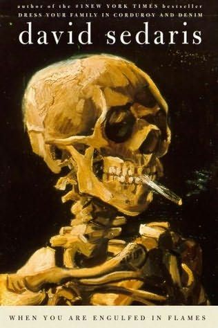 When You Are Engulfed in Flames - David SedarisDavidsedari Book, Favorite Things, David Sedaris, Funny Davidsedari, Worth Readingwatch, Book Worth Reading, Favorite Book, Good Book, Popular Pin