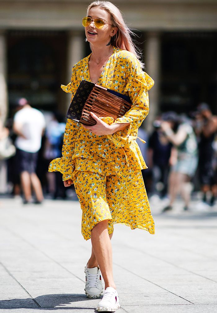 Dresses and Trainers: An Expert Guide
