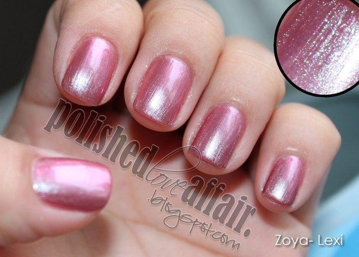 Polished Love Affair: Zoya Swatches Part 2
