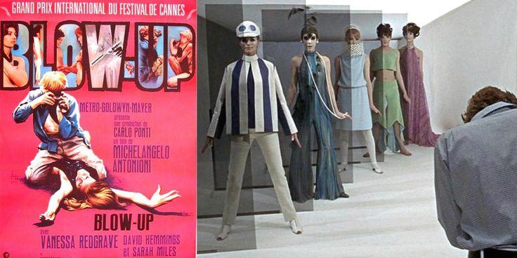 3 Películas de los 60 para fanáticos de la moda