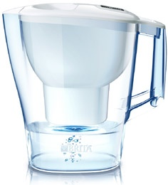 Brita water filter - for those nights in the dorm when you don't want to go out in the hallway to use the bubbler