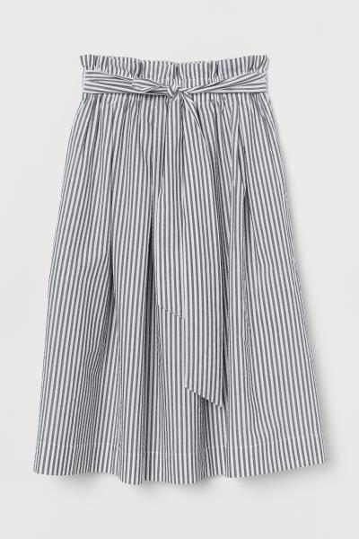 0569d25140f315 Seersucker Skirt in 2019   Clothes ~ Skirts   Seersucker skirt ...