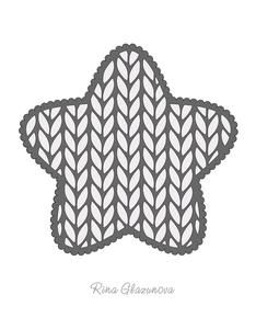 Knit Star on Craftsuprint - View Now!