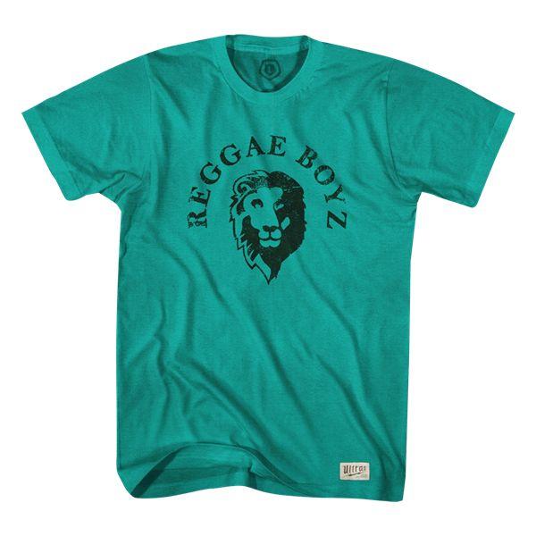 Jamaica Reggae Boyz T-Shirt