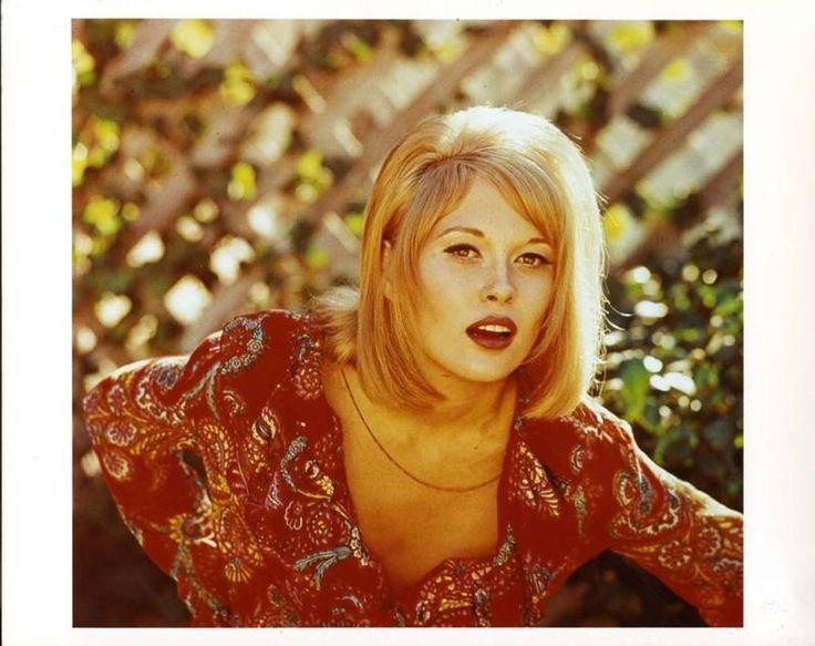 Portrait of Faye Dunaway, 1960s