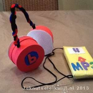 Surprise MP3 speler
