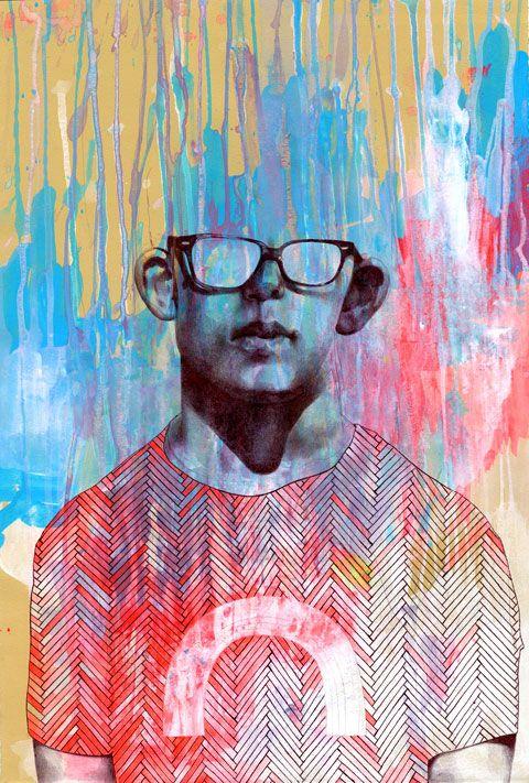 Juxtapoz Magazine - Reader Art: Morgan Blair | Reader Art