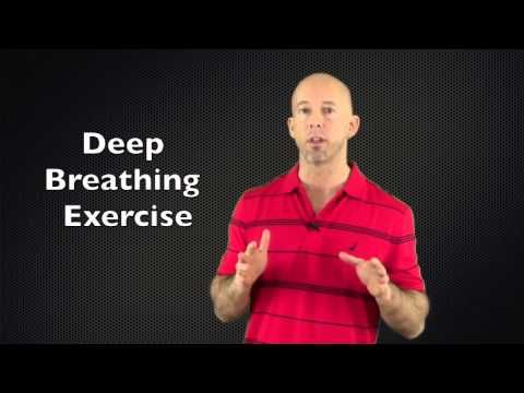 Proper Breathing Exercise to Strengthen Lungs to Keep Healthy - Dr Mandell - YouTube