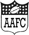 LogoServer - Football Logos - AAFC - All-America Football Conference