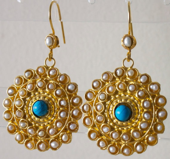 Earings ref ER9506 by TonsPastel on Etsy, €28.50