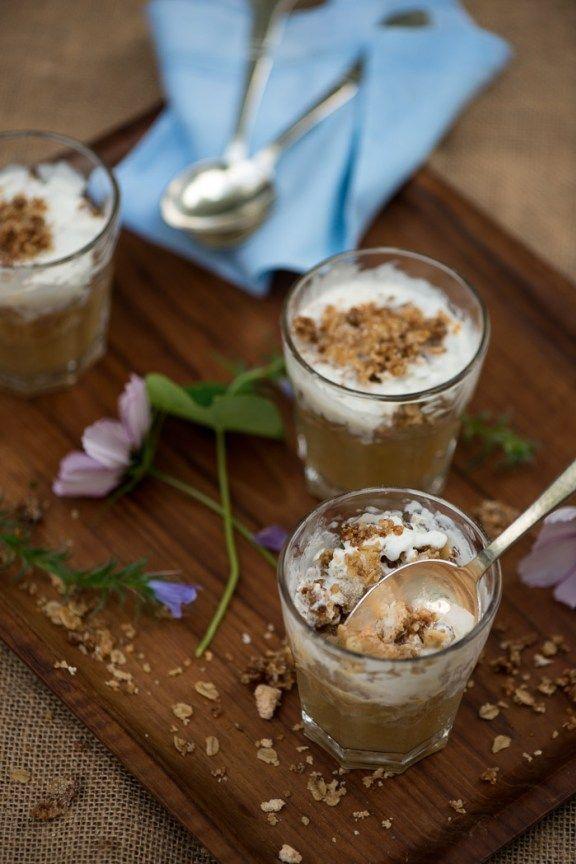 Opskrift Pa Gammeldags Aeblekage Opskrift Aeblekage Mad Sommer Dessert