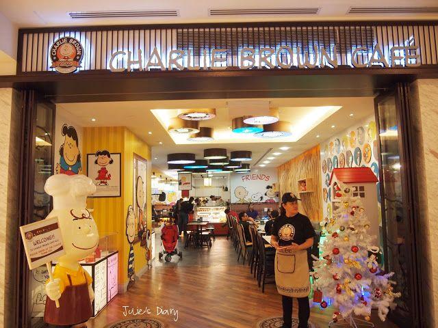 Charlie Brown Cafe KLCC   Jolvlee