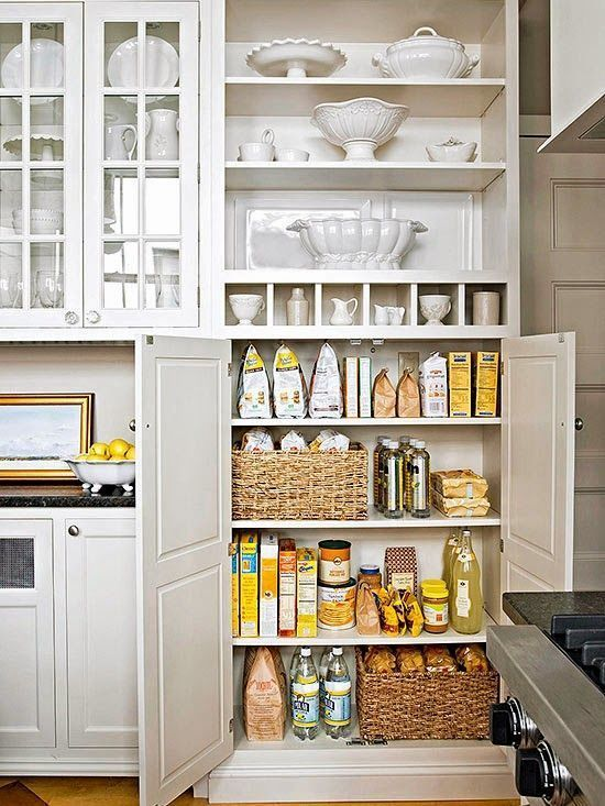 Best 18 Inch Deep Pantry Cabinet 108 Best Kitchen Pantry Images 640 x 480