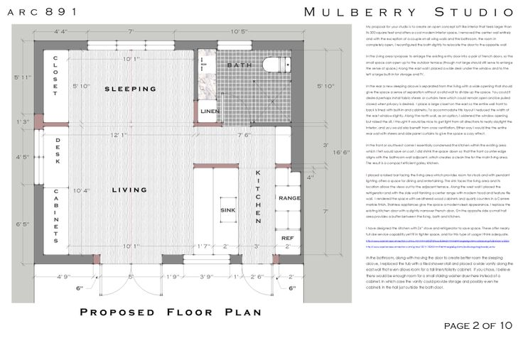 300 Sq Ft Apartment Layout Mulberry 300 Sq Ft Studio Apartment 1st Place Floor Plans