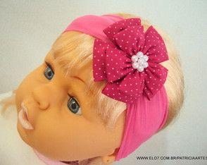 faixa-de-bebe-pink-e-branco-cabelo-de-bebe