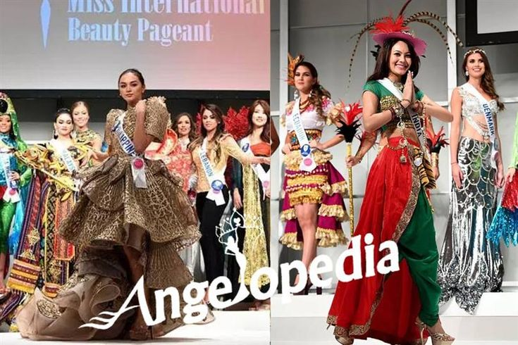 Miss International 2016 National Costume Competition