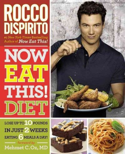The author of the best-selling Now Eat This! cookbook offers a comprehensive two-week diet program--with meal plans and 75 recipes--which aims to help readers lose weight while still eating the foods