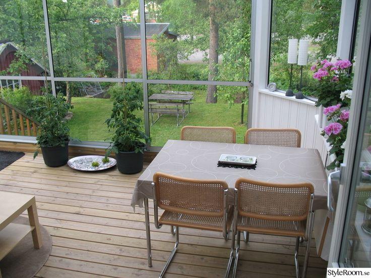 stol,uterum,inglasat,matgrupp,bord