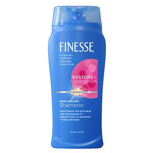 THE RESTORE AND STRENGTHEN MOISTURIZING Buy Finesse Shampoo, Moisturizing with free shipping on orders over $35, low prices & product reviews | drugstore.com