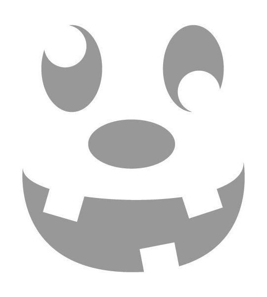 mickey jack o lantern - Google Search