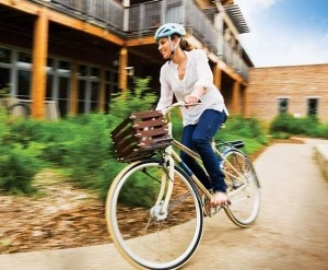 Doing Regular Errands By Bike Could Help You Burn An Extra 500 Calories Per Hour
