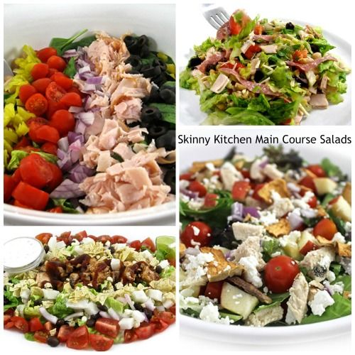main course salads