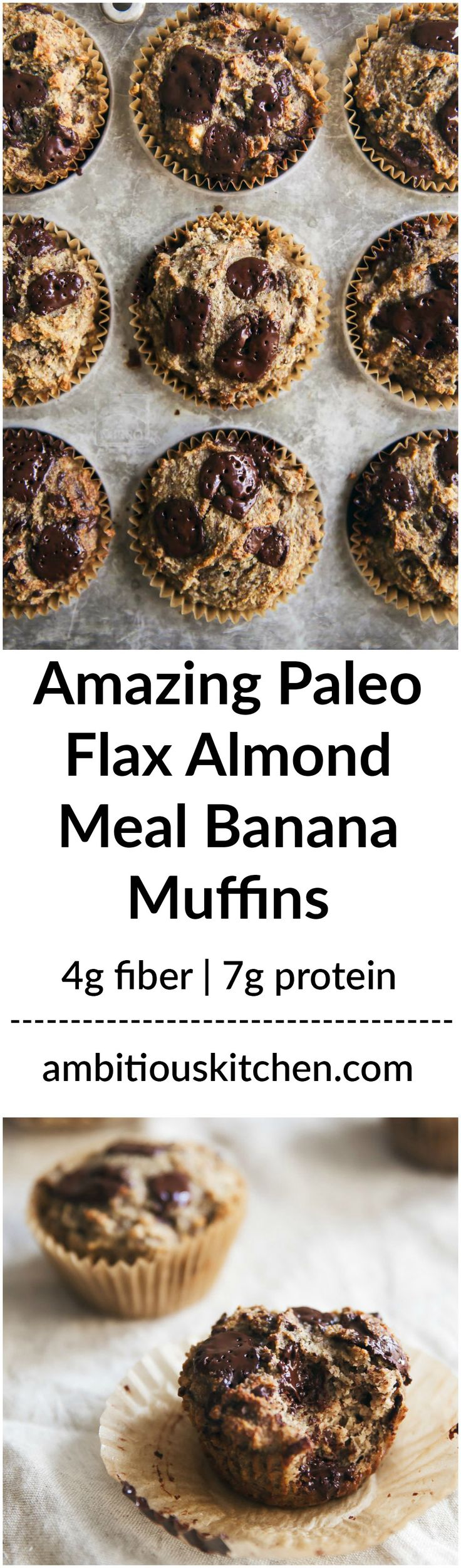 100+ Flaxseed Meal Recipes on Pinterest | Flaxseed Muffins, Flaxseed ...