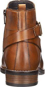 Kotníková obuv značky 5th Avenue v barvě hnědá - deichmann.com
