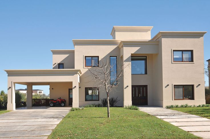 Estudio Farina-Vazzano - Casa estilo clásico neoclásico / Arquitecto - Arquitectos - PortaldeArquitectos.com
