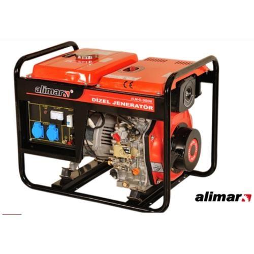 Mobile Generator 3.7 KVA