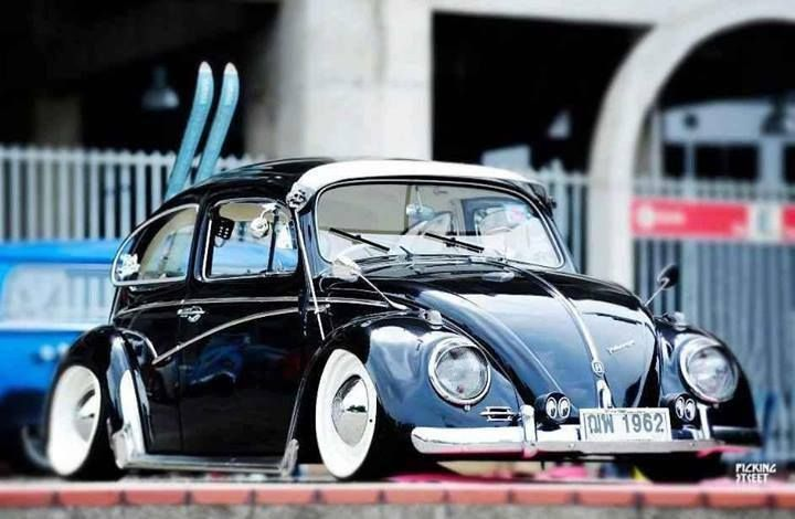 Love EM. More into surf bugs but this is a California Cruiser. Wheel And Tire Packages
